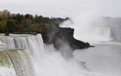 Small Business Insights from My Trip to Niagara Falls (at the Fusion Mineral Paint Merchant Conference)
